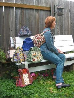 diva essential designer bag pattern cover